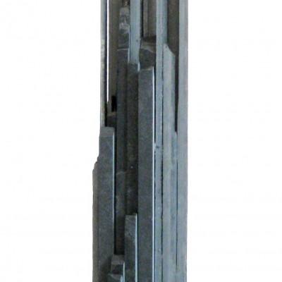 Turm<br /> Jahr: 2014<br /> Material: Schiefer<br /> Größe: 60 cm