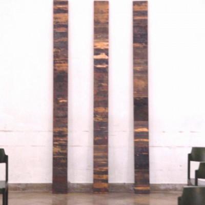 Dekalog - Die Kunst der Schrift wird Vergesslichkeit schaffen<br /> Jahr: 2005 - 4